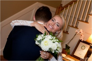 The Benefits of a First Look | New Jersey Wedding Photography