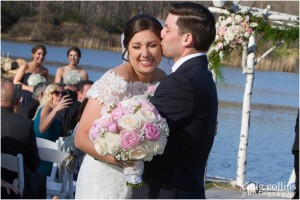 Alexandra and Scott's Wedding at Rock Island Lake Club