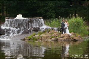 Jessica and Matthew's Rock Island Lake Club Wedding