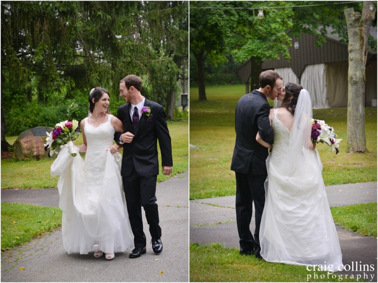 Bridget and Luke's Vasa Park Wedding