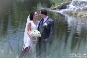 Amy & Aron's Rock Island Lake Club Wedding