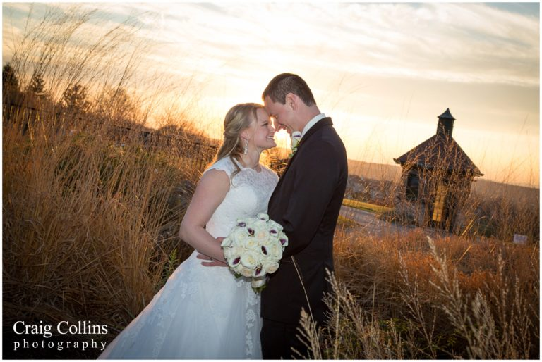 Colleen and Robert's Wedding at Crystal Springs Resort